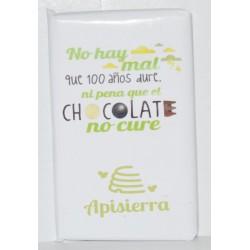 CHOCOLATE NEGRO 70% DECORADAS